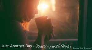 Waiting with hope for answers to prayer can be the toughest challenge of our lives. But what does the day before your miracle look like? Just another day.