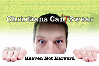 Should Christians be justifying the use of coarse language? Can Christians swear?