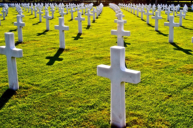 Not sure what to say or do about Memorial Day? Are you supposed to say anything? if so, to whom? This is one Army wife's perspective on Memorial Day Grace