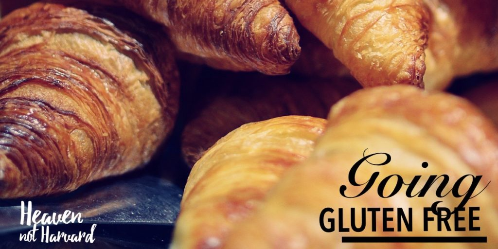 Going gluten free isn't a journey I ever wanted to undertake. I LOVE chewy, warm, rich bread. But being a parent takes me to places that I never would have imagined.