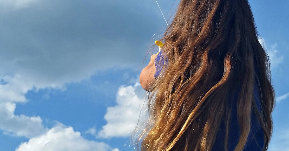 Kite Girls - a letter to my pre-Tween daughter about watching her grow up.