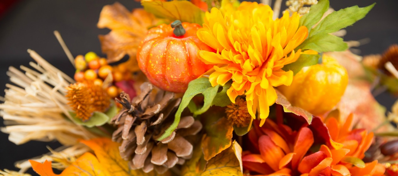 Looking for cute Thanksgiving Decorations, but not finding much left on the shelves? Don't Stress - Here are some of my favorite ideas & where to find them!